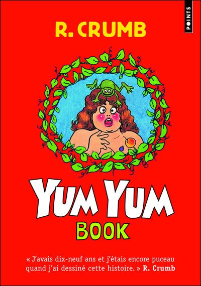 Yum Yum Book, Robert Crumb